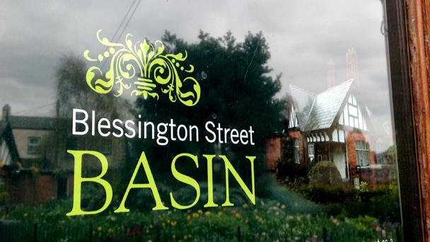 Conhecendo a Irlanda: Blessington St. Basin