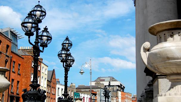 Se virando em Dublin: Praticando o Inglês
