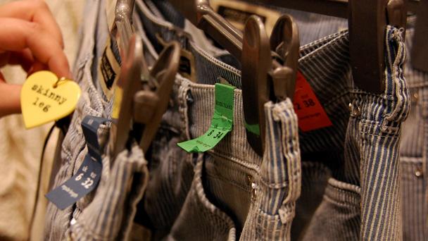 Imigrando: Tamanhos de roupas na Irlanda