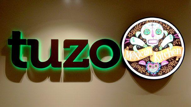 Achado em Dublin: Tuzo Mexican Kitchen