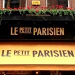 Achado em Dublin: Le Petit Parisien