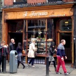 Achado em Dublin: Il Fornaio Caffetteria
