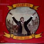 Conhecendo a Irlanda: Dublin 1913 Lockout