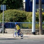 Se virando em Dublin: Curtindo o sol