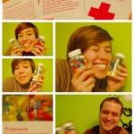 Happy Pills – ou pílulas que são um doce!