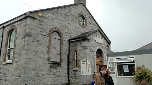 Conhecendo a Irlanda: National Print Museum