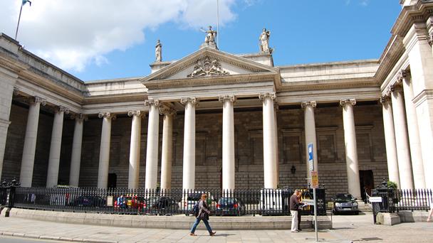 Conhecendo a Irlanda: Bank Of Ireland