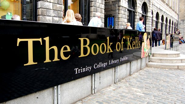 Conhecendo a Irlanda: The Book Of Kells