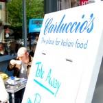 Achado em Dublin: Carluccio's