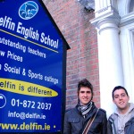 Estudar Na Irlanda: Delfin English School