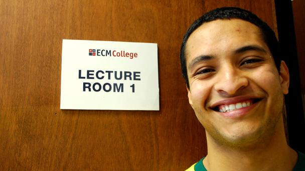 Estudar na Irlanda: ECM College
