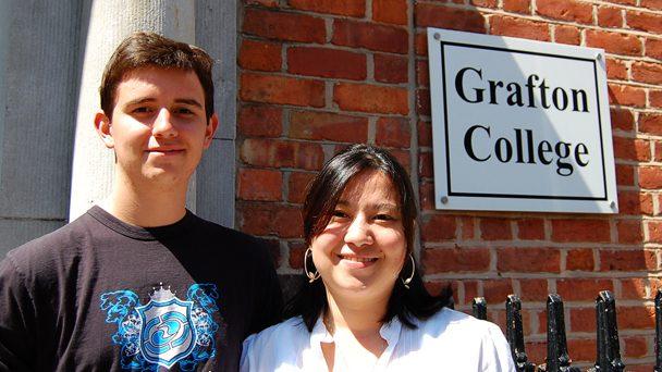 Estudar na Irlanda: Grafton College
