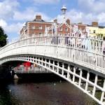 Conhecendo a Irlanda: Ha'Penny Bridge