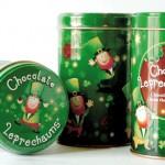 Promoção – Leprechauns de Chocolate