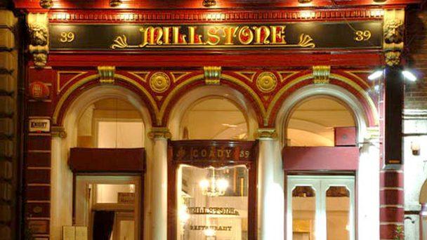 Achado em Dublin: The Millstone Restaurant