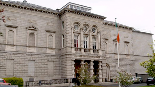 Conhecendo a Irlanda: National Gallery of Ireland