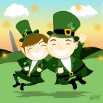 Feliz St. Patrick's Day!