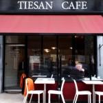 Achado em Dublin: Tiesan Cafe