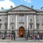 Conhecendo a Irlanda: Trinity College