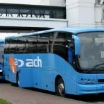 Se virando em Dublin: Ônibus de/para o aeroporto
