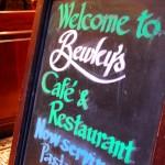 Achado em Dublin: Bewley's