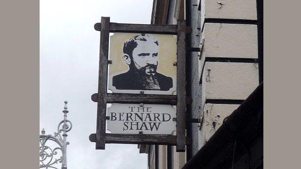 Baladas em Dublin: The Bernard Shaw
