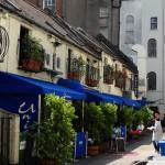 Se virando em Dublin: A gorjeta