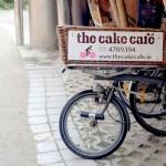 Achado em Dublin: The Cake Café