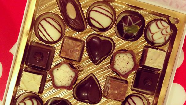Conhecendo a Irlanda: Valentine's Day