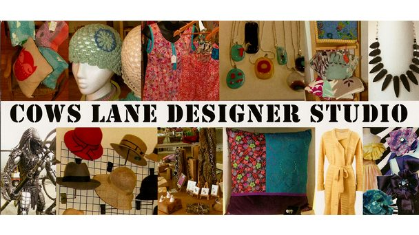 Achado em Dublin: Cows Lane Designer Studio