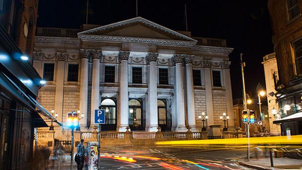 Conhecendo a Irlanda: City Hall