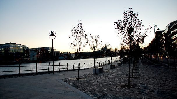 Conhecendo a Irlanda: Docklands