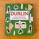 Sorteio: Dublin, a 3-D expanding city skyline