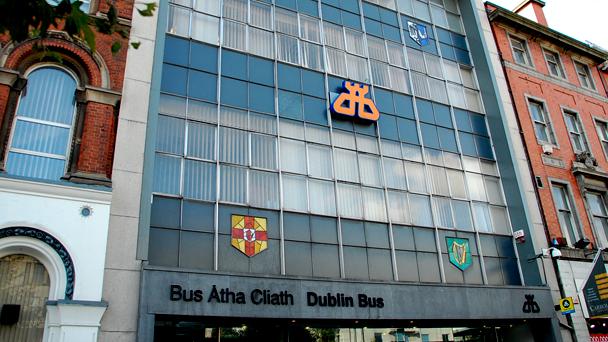 Se virando em Dublin: Dublin Bus