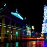 Natal e Reveillon em Dublin
