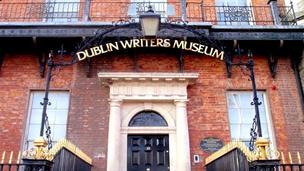 Conhecendo a Irlanda: Dublin Writers Museum