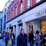 Achado em Dublin: Forever 21