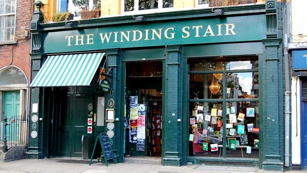 Achado em Dublin: The Winding Stair, o restaurante