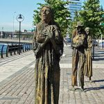 Conhecendo a Irlanda: National Famine Commemoration