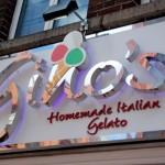 Achado em Dublin: Gino's Gelato
