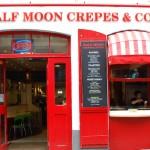 Achado em Dublin: Halfmoon Crêpe Company