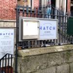 Achado em Dublin: Hatch & Sons