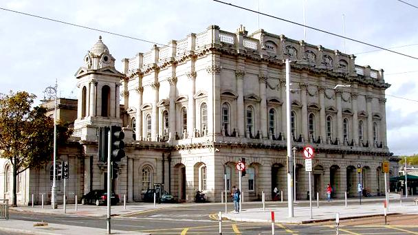 Conhecendo a Irlanda: Heuston Station