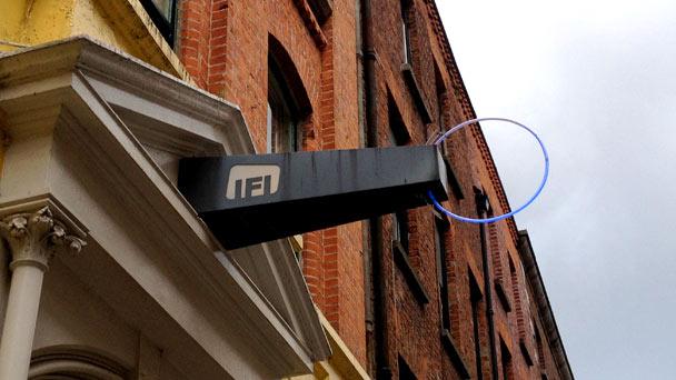 Achado em Dublin: Irish Film Institute – IFI