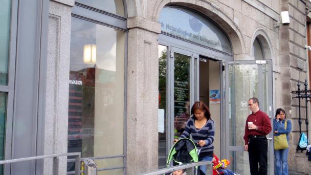 Imigrando: Dinheiro para entrar na Irlanda
