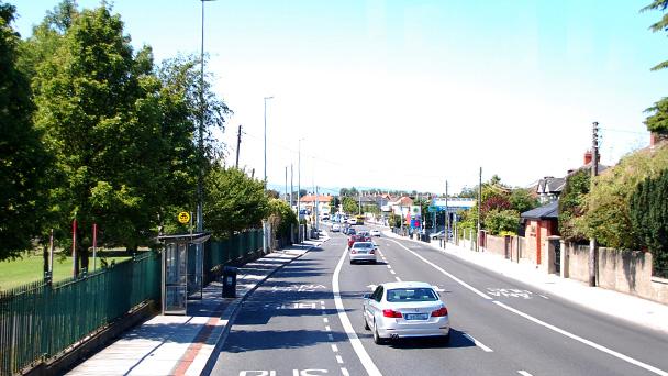 Imigrando: Dirigir na Irlanda