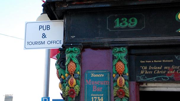 Imigrando: A cultura do pub