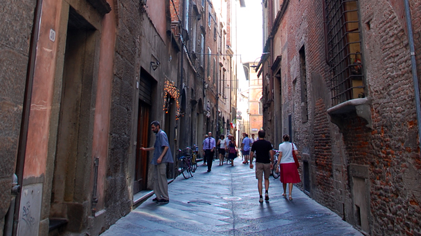 Viajar pela Europa: Lucca, Itália