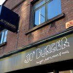 Achado em Dublin: Jo'Burger