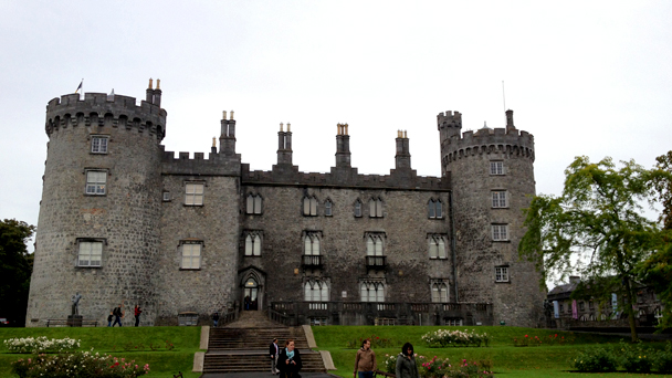 Conhecendo a Irlanda: Kilkenny
